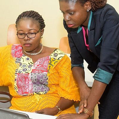 2TechHerNg collaborates with WikiLovesWomen on Training women on how to write on Wikipedia. 3