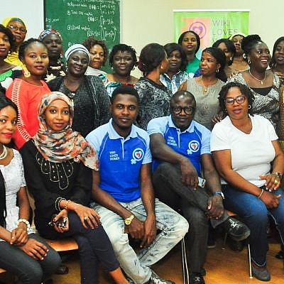 TechHerNg collaborates with WikiLovesWomen on Training women on how to write on Wikipedia. 1